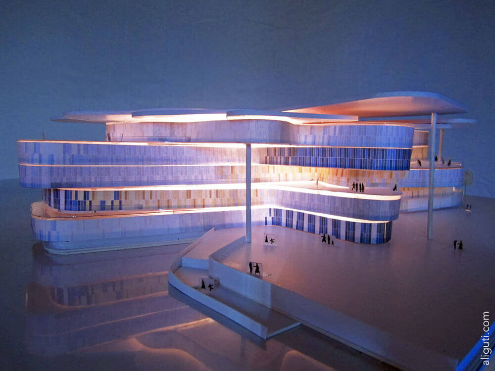 Nobel Center - Architecture Master Project