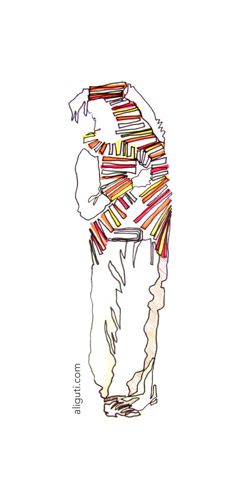 UDK Berlin Rundgang - Fashion Illustration